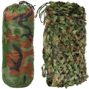 Armee-Rucksack-Tarnnetz